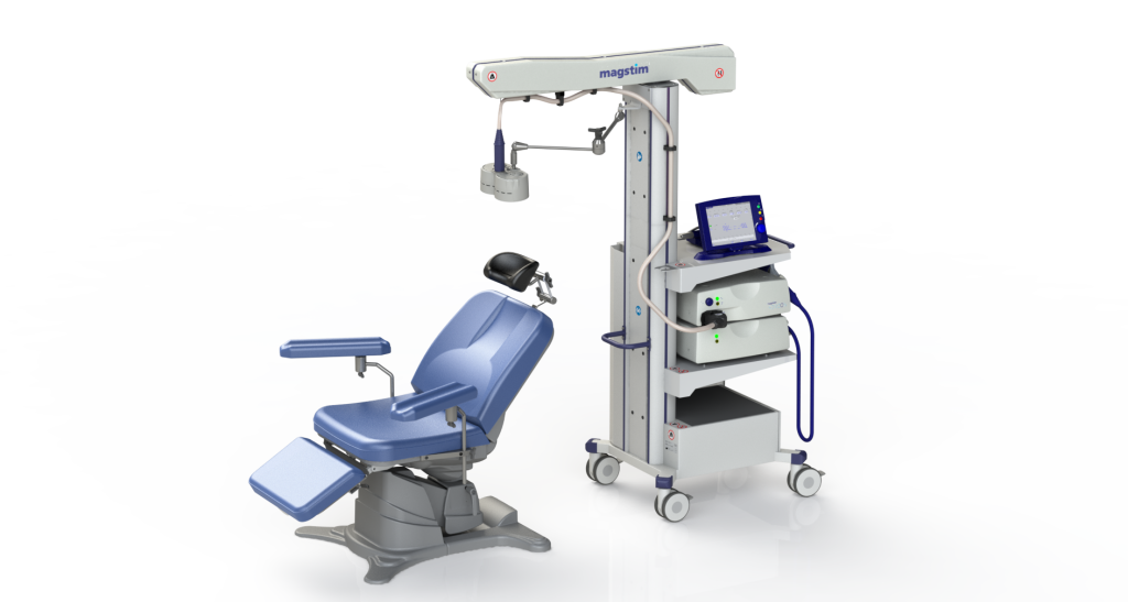 Introducing Horizon® Performance - Magstim TMS Therapy
