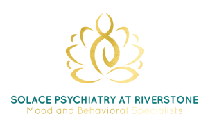 Solace Psychiatry TMS Clinic Logo