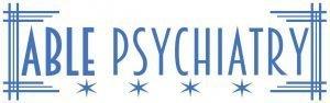 Able Psychiatry logo
