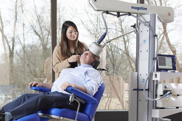 First clinical TMS navigation system receives 510k clearance